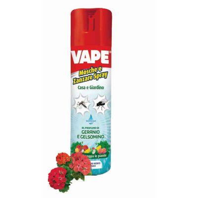 Mosche e zanzare  spray profumato