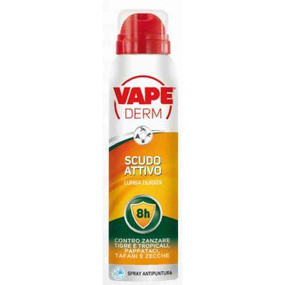 Vape derm schudo spray zanzare