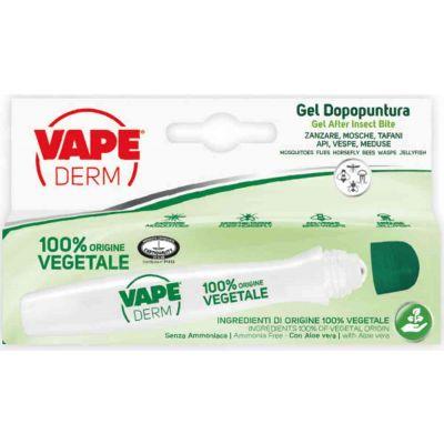 Vape derm vegetale dopo puntura stick bio zanzare