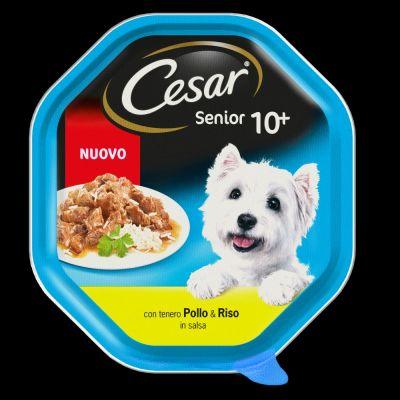 Cesar vasc segn +10 pollo riso