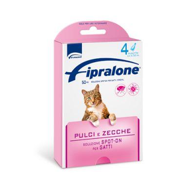 Fipralone spot on gatto