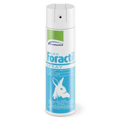 Neo foractil spray conigli sop