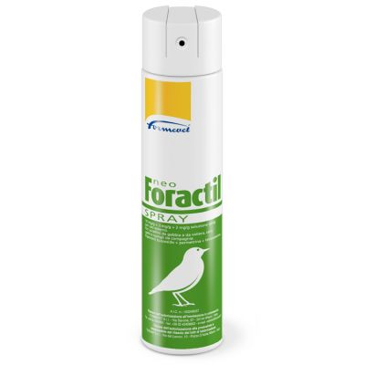 Neo foractil spray uccelli sop