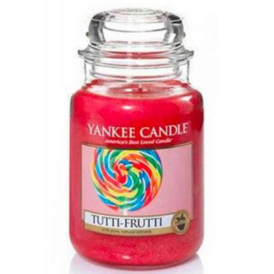 Giara profumata yankee candle warm cashmere grande