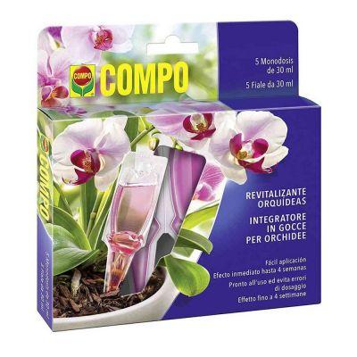 Compo gocce per orchidee
