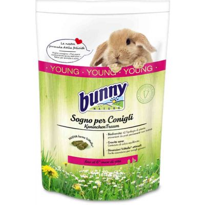 Sogno per conigli young 1,5 kg
