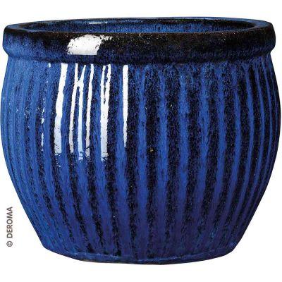 Vaso alto acapulco blu