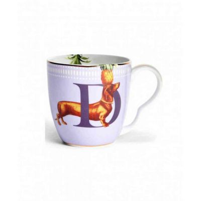 Alphabet mug  dog