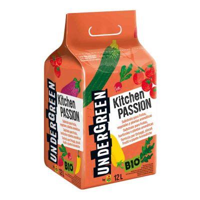 Terriccio Kitchen Passion per ortaggi piccoli frutti e aromatiche 12 litri