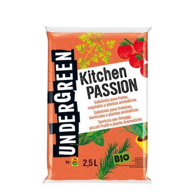 Terriccio Kitchen Passion per ortaggi piccoli frutti e aromatiche 2,5 litri