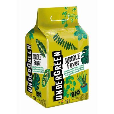 Terriccio Jungle Fever per piante verdi 12 litri