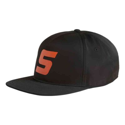 Cappellino sign nero