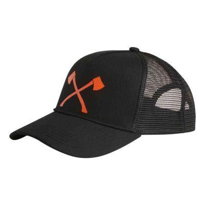 Cappellino visiera axe arancio