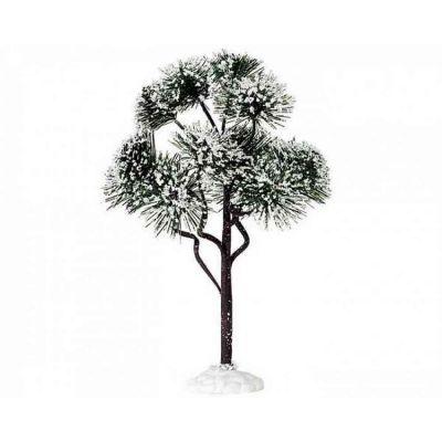 Mountain pine Lemax pino innevato 74174