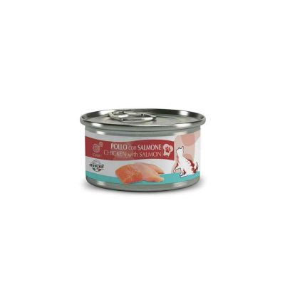 Aequilibriavet pollo salmone