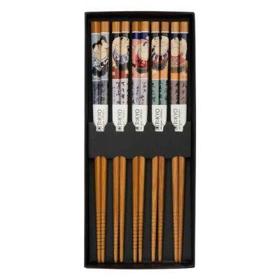Chopstick giftbox sumo