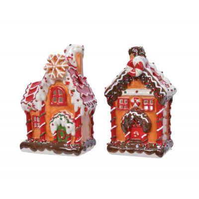 Porta tealight dolomite cookie candele natalizie