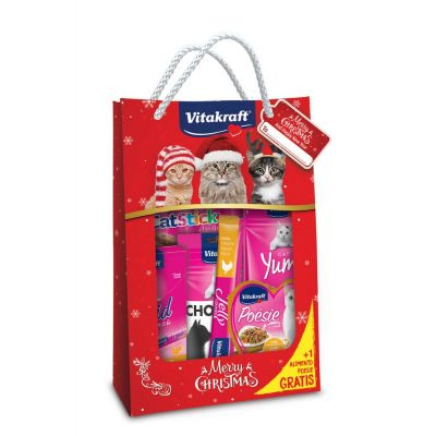 Christmas bag per gatti