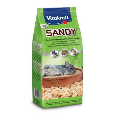 Sandy sabbia per cincillà 1 Kg