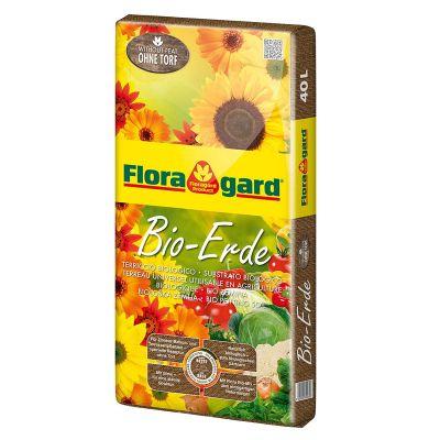 Terriccio fioriere bio senza torba 40 litri