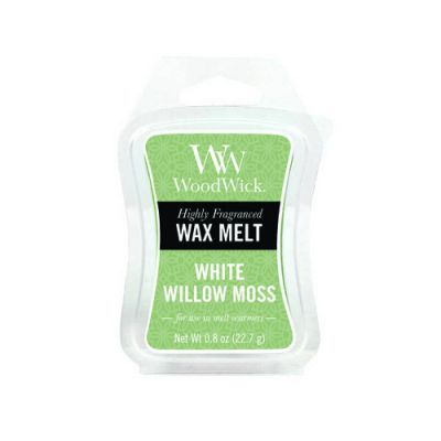 Waxmelt white willow moss