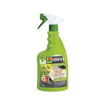 Erbicida herbistop pronto uso compo 1l