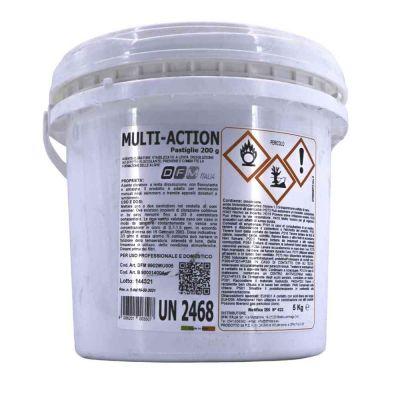 Multiaction pastiglie per piscina 5 kg