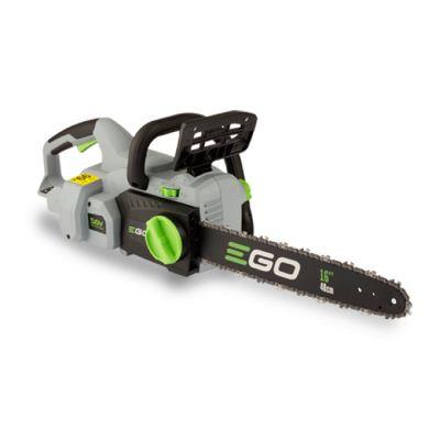 Motosega a batteria ego cs1600e