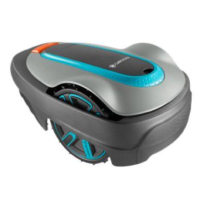 Robot rasaerba sileno city 250 gardena