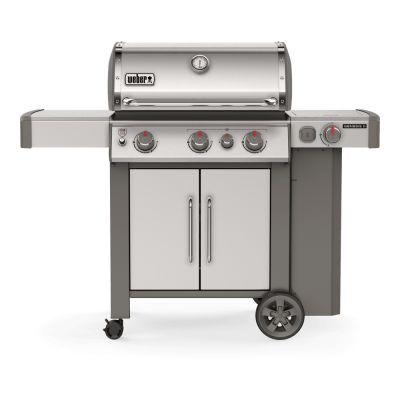 Barbecue genesis 2 sp335 inox weber a gas