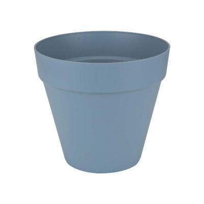 Vaso  loft urban vintage blue cm. 30 elho
