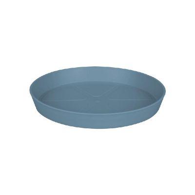 Sottovaso loft urban vint.blue cm. 14 elho