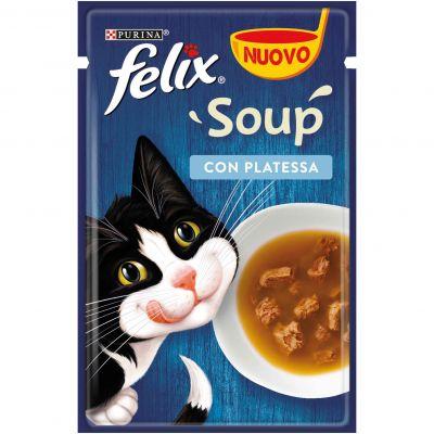 Felix soup platessa da 48g