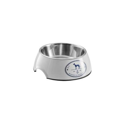 Ciotola cani hunter melamine bowl binz 350 ml