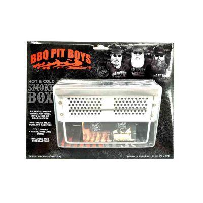 Box per affumicatura caldo e freddo