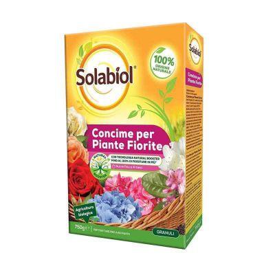Solabiol concime piante fiorit