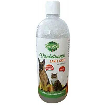 Disabituante cani e gatti gel Green wall 1 litro