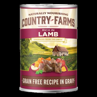 Country farms wet dog gf agnel