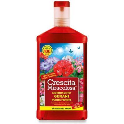 Crescita Miracolosa gerani 750 ml