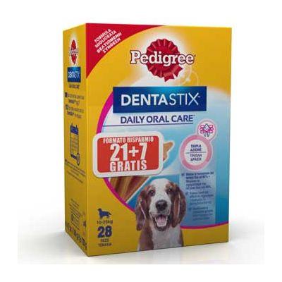 Pedigree dentastix medium 21+7