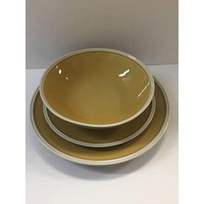 Plate Royal Stone yellow | Livellara