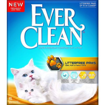 Ever Clean litterfree paws
