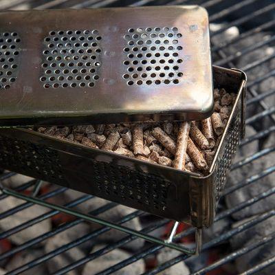 Pellet di Gardlic Blend per Barbecue 9 kg