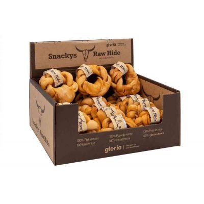 Snackys rawhide donut miele