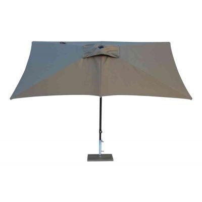 Ombrellone Kronos Taupe 300X200 cm