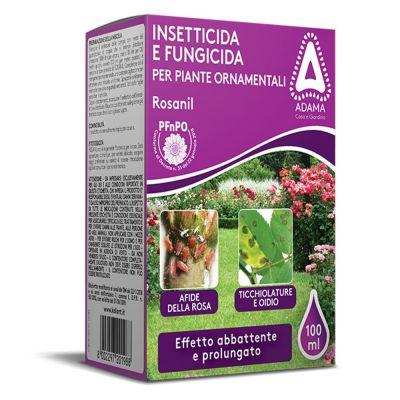 Rosanil Insetticida fungicida 100 ml