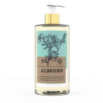 Sapone liquido botanic mandorla ml.500