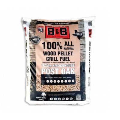 Pellet Post OAK (Quercia americana) 9,1 kg