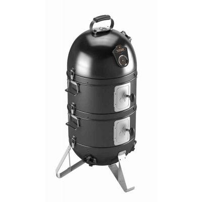 Barbecue Bullet Smoker Razzo 46 cm