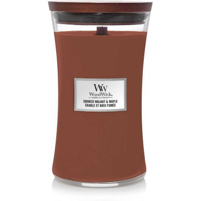 Giara Woodwick Smoked Walnut&Maple grande